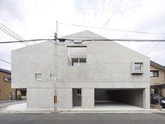TORAFU ARCHITECTS — House in Kitaoji