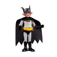 Boneco (Action Figure) MAD Just-Us League Batman #Batman #MAD #LojaDCComics #bandUP