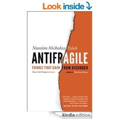 Antifragile: Things That Gain from Disorder (Incerto) eBook: Nassim Nicholas Taleb: Amazon.ca: Books