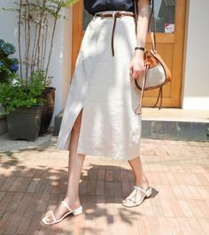 (무료패턴)앞트임 스커트 만들기 : 네이버 블로그 Sewing, Skirts, Fashion, Dress, Moda, Dressmaking, Couture, Fashion Styles, Skirt