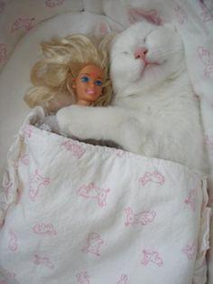 .love my Barbie
