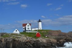 Nubble Light ~York, Maine