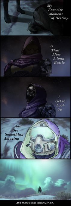 Favorite Part of Destiny  Favorite Part of Destiny  Submitted by: KirbyOtaku Source: i.imgur.com