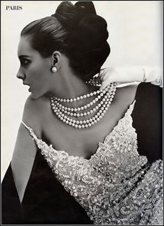Image Result For Mary Jane Russell In Vogue 1958 William Klein La