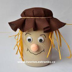 Toilet Roll Art, Preschool, Crochet Hats, Christmas Ornaments, Halloween, Holiday Decor, Scarecrows, Hana, Carnivals
