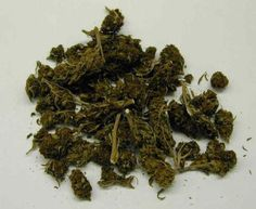 10 Pictures of Marijuana to Help Identify Different Forms: Chopped Up Marijuana Plant
