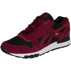 2611ec733dbd Sneaker Reebok GL 6000 Athletic burgundy - entdeckt im Harlem Streetwear  Shop!
