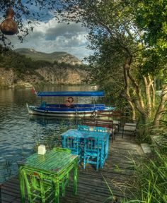 Colours of Dalyan | by Nejdet Duzen
