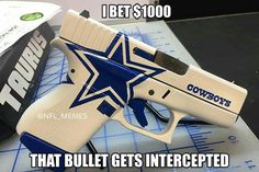 All the best Dallas Cowboys Gear and Collectibles are at the official online store of the NFL. The Official Cowboys Pro Shop on NFL Shop has all the Authentic Dallas Jerseys, Hats, Tees, Apparel and more at NFL Shop. Cowboys Memes, Nfl Memes, Football Memes, Sports Memes, Funny Sports, Funny Dallas Cowboy Memes, Baseball Memes, Football Stuff, Funny Nfl