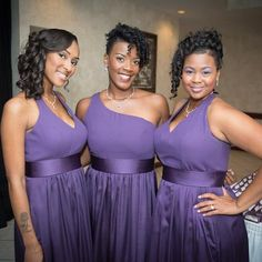 JaQs photography weddings  Bridesmaids #dope #cleveland #michigan #purple #passion #beautiful #ladiesnight #fashionblogger #fashiongram #weddingdress #weightloss #davidsbridal #girls #fox #boss #baewatch #hinespartyof2 | Shared via davidsbridal.com