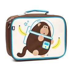 Dieter the Space Monkey Lunch Box  Official Beatrix New York Site Aletas 5b17e4e349901