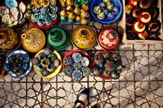 Morroco anyone? the colors and beauty of the city make me definitely want to go there someday.
