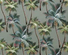 Housses en tissu hawaïen coussins Tropical par IslandHomeEmporium