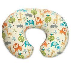 Boppy Pillow Peaceful Jungle