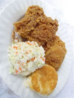 Learn how to make fried chicken that tastes just like KFC's with this recipe for Knockoff KFC Fried Chicken. In fact, it tastes even better than the chicken on the KFC menu!