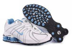 nike air max noir et bleu - nike shox pas cher on Pinterest | Nike Shox, Nike Shoes and Rose