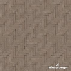 """Ready to use texture of the Wienerberger clay paver """"Trendline Triton"""" layed in the ellbow bond. Get yours on our Belgian website. Clay Pavers, Hardwood Floors, Flooring, You Got This, Bond, It Is Finished, Texture, Website, Wood Floor Tiles"""