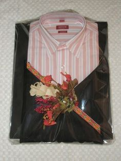 A Gift Surprise for the new Hubby! Bhakti Diaries : Trousseau Packing