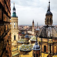 24 hours in Zaragoza, Spain includes visits to an Islamic palace, Roman ruins and miraculous ruins
