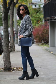 What to wear with black ankle boots: http://famecherry.com/fashionista-now/fashionista-now-how-to-style-black-ankle-boots-fashion-inspiration/
