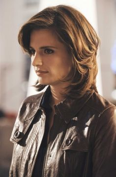 TV SHOWS: Stana Katic on Castle (Season 2)