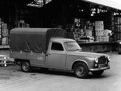 Peugeot 403 Camionette (1956 – 1962).