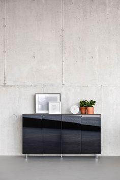 Tusch Seating - Longo - Storage Gallery