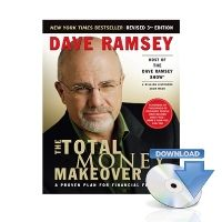 $5 audiobook sale!!! The Total Money Makeover - Audiobook (MP3)