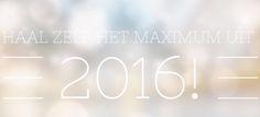 Leer zelf het maximum te halen uit 2016 met Feng S