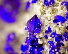 Los 30 minerales mas bellos encontrados en la tierra.
