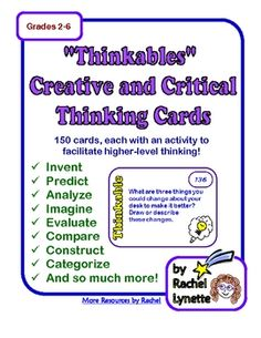 critical thinking activities for higher education