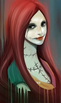 Sally by *thestarofpisces on deviantART