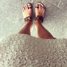 New Giacomorelli leopard sandals for today - @chiaraferragni- #webstagram