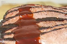 Beef Brisket (Rinderbrust) Sous-Vide USA Barbecue