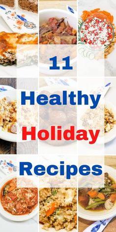 Need ideas for that healthy dish over the holidays? Scroll through 11 healthy holiday recipes to keep you on track this Christmas season with low carb, dairy free, and gluten free options! Tap on the pin for 11 healthy holiday recipes at hammersnhugs.com! #healthyrecipes #lowcarb #glutenfree #dairyfree