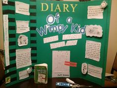 Wimpy kid, Reading fair