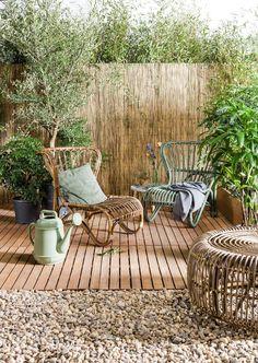 DIY Patio Gardens Ideas on a Budget ✓ - patio - Garten Patio Garden Ideas On A Budget, Backyard Ideas For Small Yards, Budget Patio, Diy Patio, Backyard Patio, Backyard Landscaping, Patio Decorating Ideas On A Budget, Pavers Patio, Small Outdoor Patios