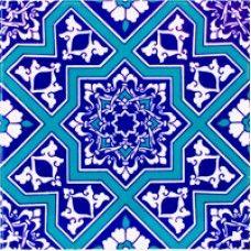 Traditional Turkish Tile #AC-12