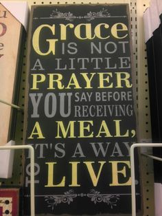 hobby lobby sayings