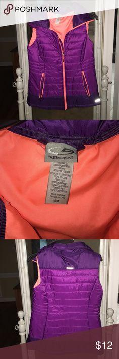 Running best Champion running best Champion Jackets & Coats Vests