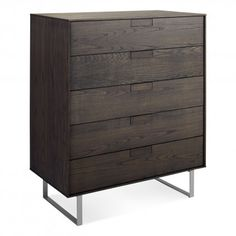 Series 11 5 Drawer Dresser – Modern Dresser | Blu Dot