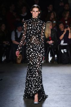 Christian Siriano Fall Winter 2014 / 15