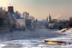 15 Amazing Photos Of Winter In Lithuania | That amazing life