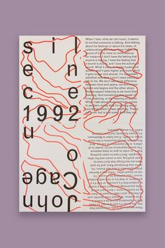 sneakers-is-sneakers:  Yale Thesis Book Posters par sunnyintheparkYear: 2014 Type: publication Product: a series of fold-out posters in a sleeve Process: multi-colour risograph printing  Sunny Park (MFA 2014)