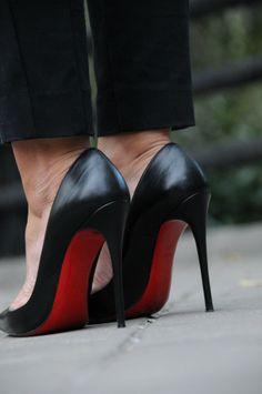 Louboutin.. I don't know what's going on but I really want a pair
