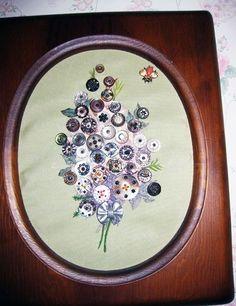 Beautiful button display