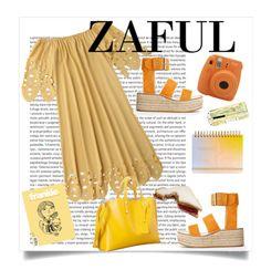 """ZAFUL"" by unicornonthecobb ❤ liked on Polyvore featuring rag & bone, Fujifilm, ban.do, Origins and Plane"