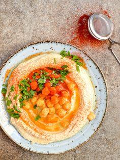 Hummus - oppskrift / Et kjøkken i Istanbul