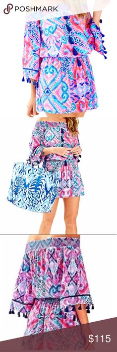 4aeacb4a4f NWT Lilly Pulitzer Joelle Dress Size XS We love the easy feel of the Joelle  Dress