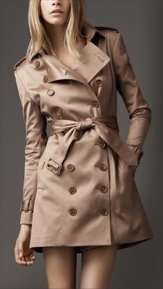 Burberry London Trench Coats for Women!!